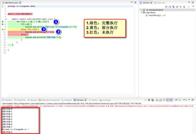 覆盖率测试工具EclEmma的安装和使用2